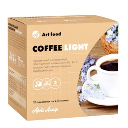 Кофе Coffee Light, 20 пакетиков по 2,5 г