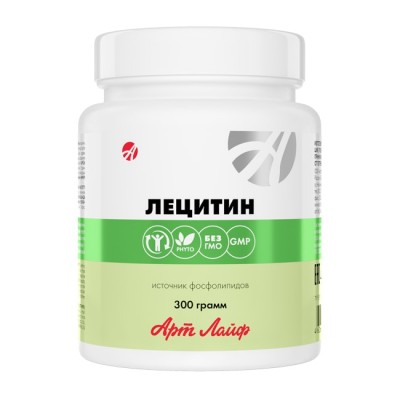 Лецитин (соевый), 300 г