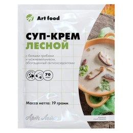 Суп-крем Лесной, пакет 19 г
