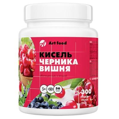 Кисель Черника-Вишня, 300 г