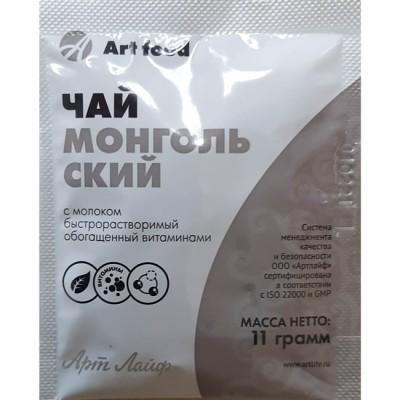 Чай монгольский с молоком от Арт Лайф, пакет