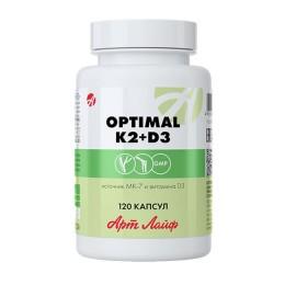 Optimal K2+D3