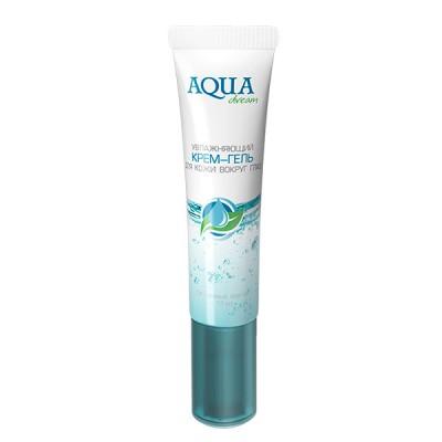 Крем-гель для ухода за кожей вокруг глаз «Aqua Dream», 15 мл