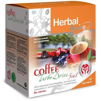 Кофе Coffee TurboDrive