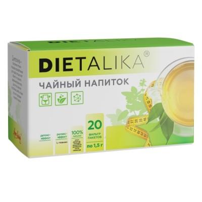Чай Диеталика, 20 пак