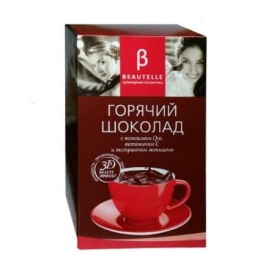 Горячий шоколад Sweet Woman с витамином С, экстрактом женьшеня и коэнзимом Q10