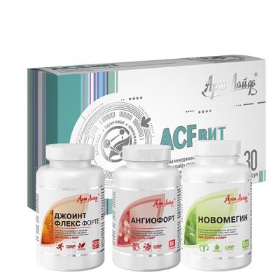 Программа Арт Лайф при варикозной болезни, тромбофлебите и венозной недостаточности