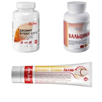 Программа «Здоровые суставы»